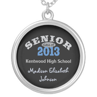 Senior 2013 Blue Jewelry