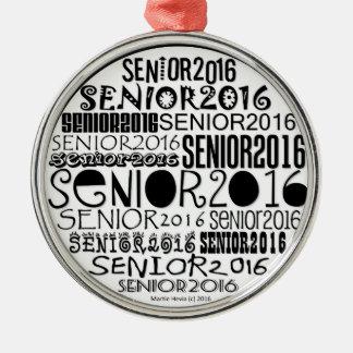 Senior 2016 Ornament