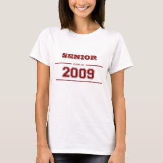 Senior Class of 2009 - Ladies T-Shirts