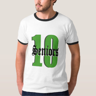 Senior Class of 2010/ Green T-Shirt