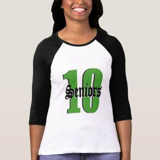 Senior Class of 2010/ Green T-Shirt
