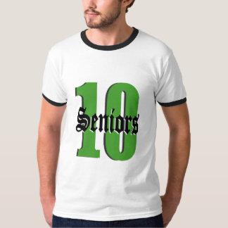 Senior Class of 2010/ Green Tee Shirt