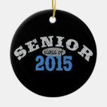 Senior Class of 2015 Christmas Tree Ornaments