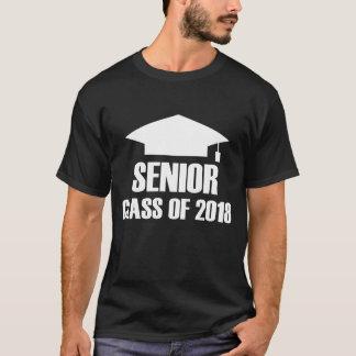 SENIOR CLASS OF 2018 T-Shirt