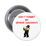 senior discount pin