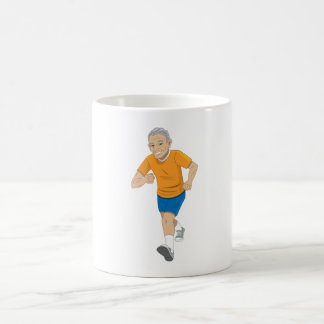 Senior Fitness Runner Mug