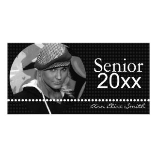Senior / Graduate Personalized Announcement Card Photo Cards