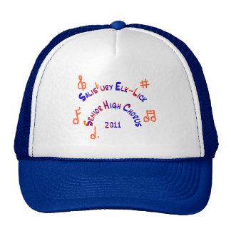 Senior High Chorus Hats