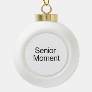 Senior Moment Ornament