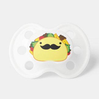 Senior taco with mustache ninny dummy