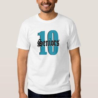Seniors 10 shirt