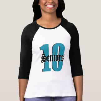 Seniors 10 t-shirts