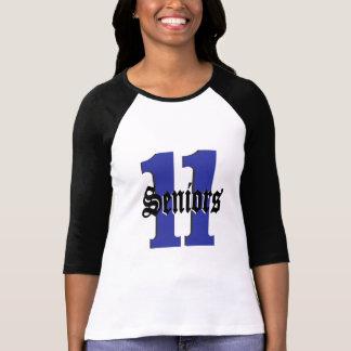 Seniors 2011 shirt