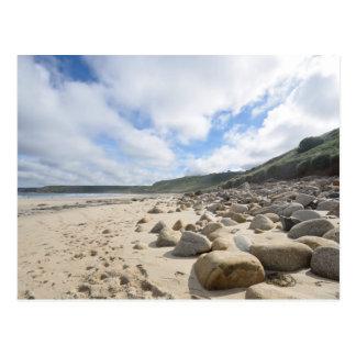 Sennen Cove Cornwall UK Postcard
