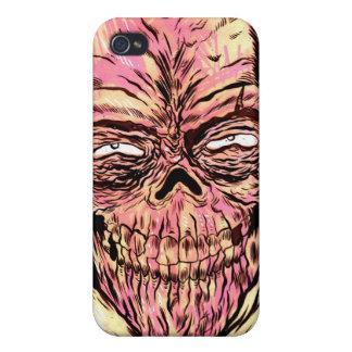 Señor Muerte iPhone 4 Cover