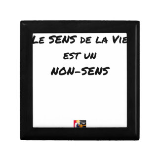 SENS OF the LIFE EAST a NONSENSE - Word games Gift Box