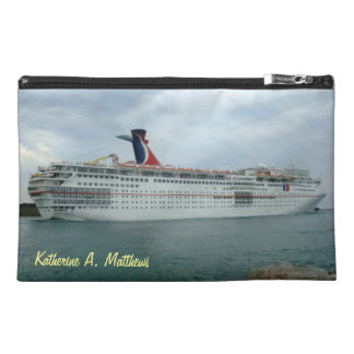 Sensation Ship Personalized Travel Accessories Bags