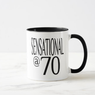 Sensational at Seventy Mug