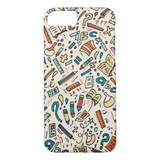 Sensational School Stuff iPhone 7 Case