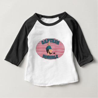 Sensitive Captaine Baby T-Shirt