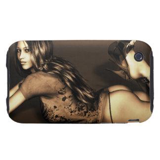 Sensuous Desires 3G/3GS Case-Mate Tough iPhone 3 Tough Covers