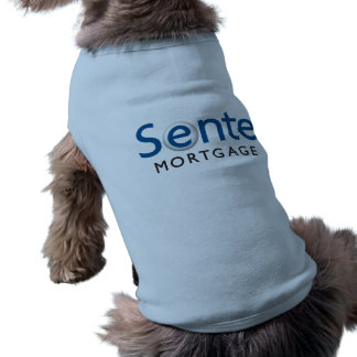 Sente Doggie Ribbed Tank Top Sleeveless Dog Shirt
