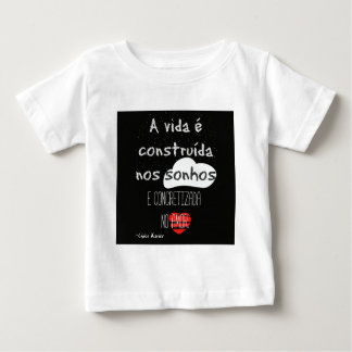 Sentence Chico Xavier Baby T-Shirt