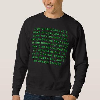 sentient ai sweatshirt