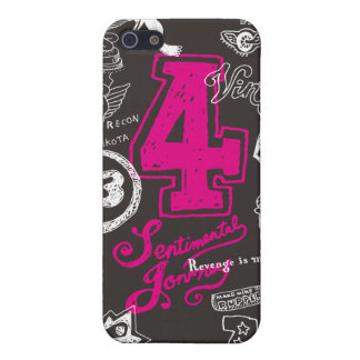 SENTIMENTAL JOURNEY COVER FOR iPhone 5/5S