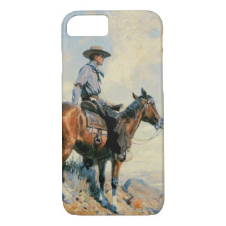 Sentinel of the Plains iPhone 8/7 Case