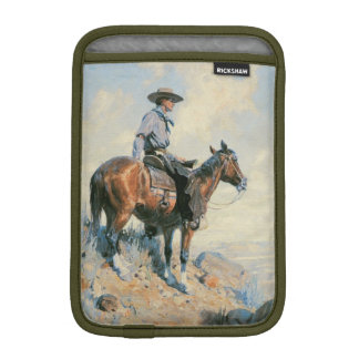 Sentinel of the Plains mini iPad sleeve