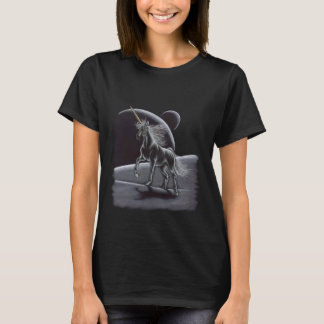 Sentinel - Silver and Gold Unicorn T Shirt