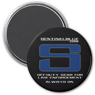 SENTINELBLUE Magnet