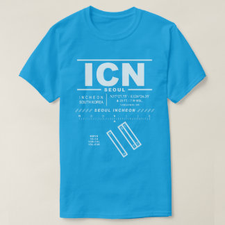 Seoul Incheon International Airport ICN T-Shirt