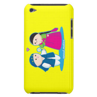Seoul Mates iPod Touch Cases