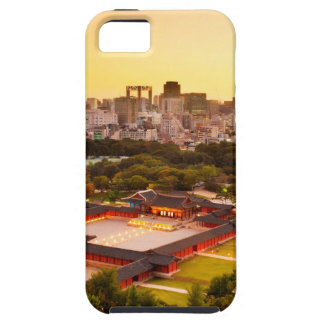 Seoul South Korea Skyline iPhone 5 Case