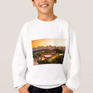 Seoul South Korea Skyline Sweatshirt