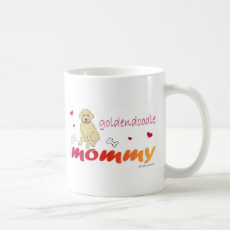 sep13GoldendoodleMommy.jpg Coffee Mug