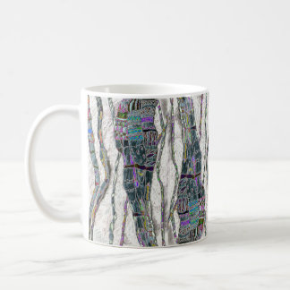 Separate Stands of Color Coffee Mug