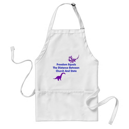 Separation of Church and State Aprons