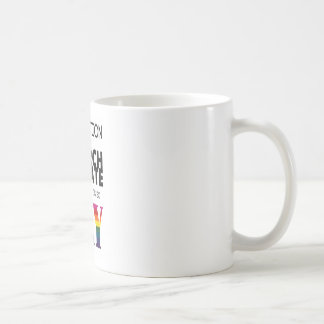 Separation of Church & State is so GAY Mug