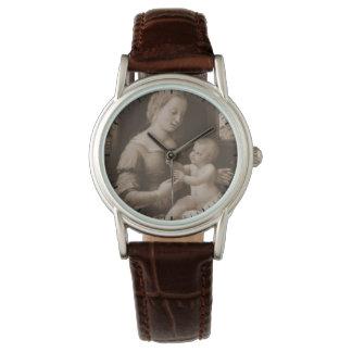 sepia66 wristwatch