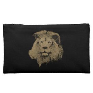 Sepia Lion Cosmetics Bags