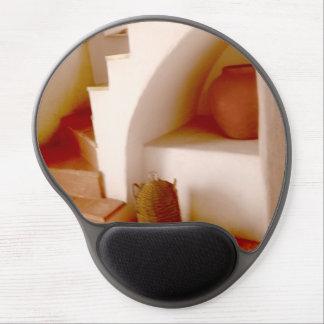 Sepia Southwest Steps Gel Mouse Pad