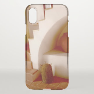 Sepia Southwest Steps iPhone X Case