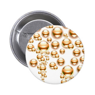 Sepia water droplets button