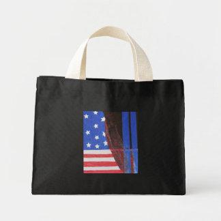 Sept 11th mini tote bag