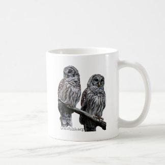 Sept 2014 - OwlWatch Owls Coffee Mug