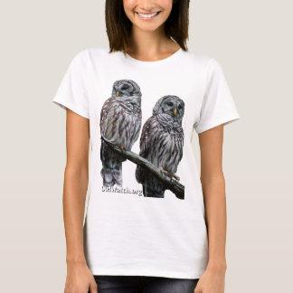 Sept 2014 - OwlWatch Owls T-Shirt