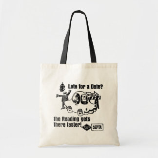 Septa Reading Lines Service Tote Bag